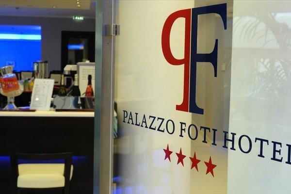 Palazzo Foti Hotel - фото 20