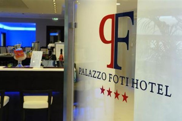Palazzo Foti Hotel - фото 21