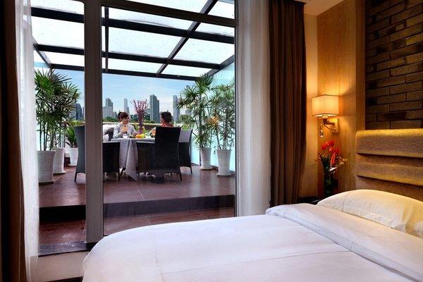 Chengdu Howdy Smart Hotel Chunxi Branch - фото 29