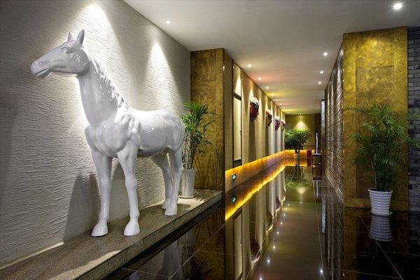 Chengdu Howdy Smart Hotel Chunxi Branch - фото 3