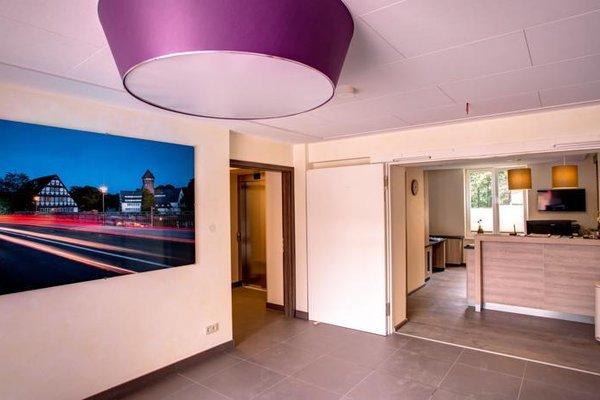 Weserhotel Schwager - фото 11
