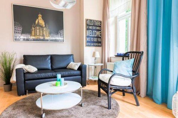 DD-Apartment Lobtau 1 - фото 16