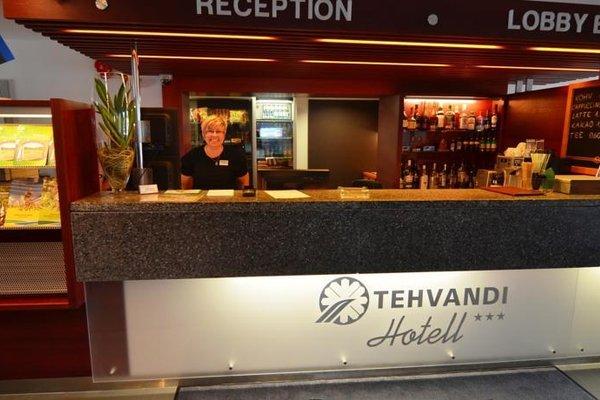 Tehvandi Hotell - фото 17