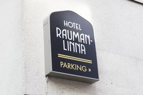 Best Western Hotel Raumanlinna - фото 15
