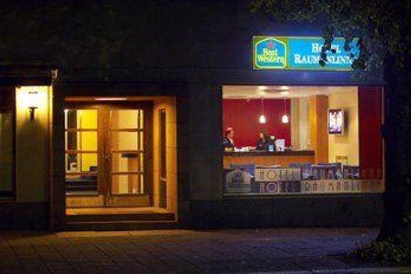 Best Western Hotel Raumanlinna - фото 20