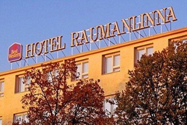 Best Western Hotel Raumanlinna - фото 23