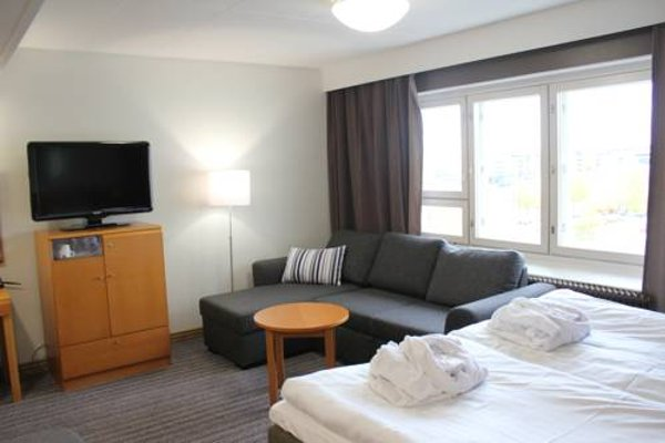 Best Western Hotel Raumanlinna - фото 5