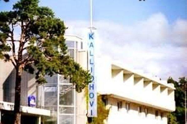 Best Western Hotel Kalliohovi - фото 22