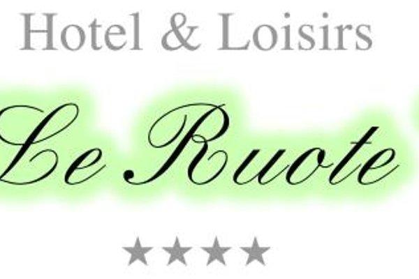 Hotel & Loisir Le Ruote - фото 5