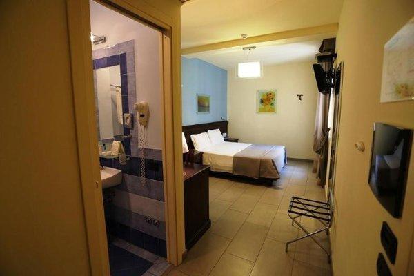 Albanuova Hotel - фото 9