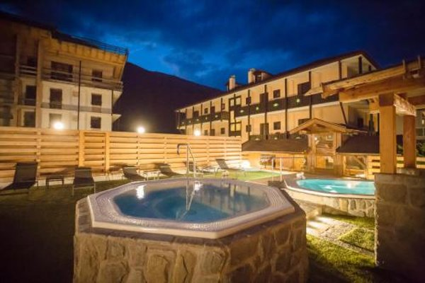 Albergo Dimaro Wellness Hotel - фото 20