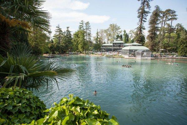 Parco Termale di Villa Dei Cedri - фото 21