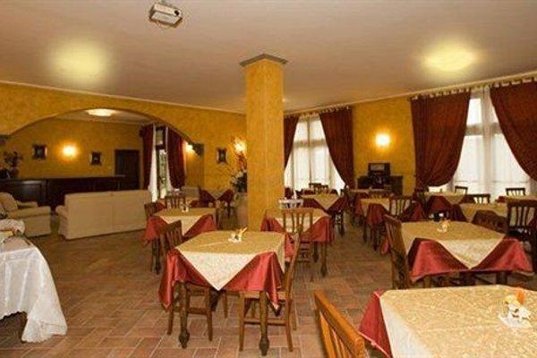 Antica Locanda Della Via Francigena - фото 12