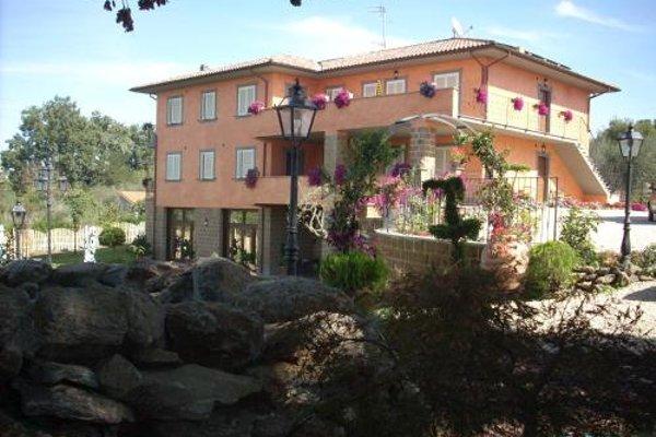 Antica Locanda Della Via Francigena - фото 23