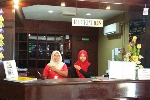 HJI Residensi Hotel - 16