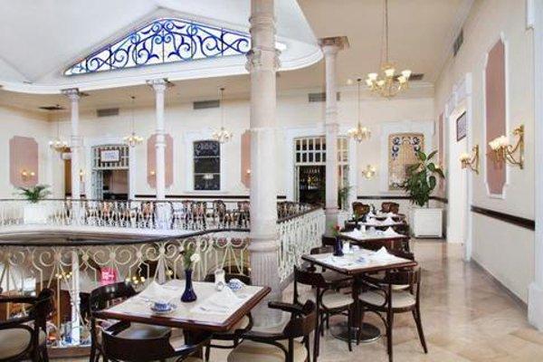 Hotel Francia Aguascalientes - фото 10