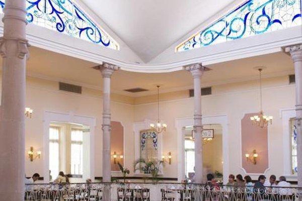 Hotel Francia Aguascalientes - фото 11