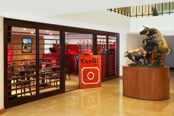 Hotel Francia Aguascalientes - фото 12
