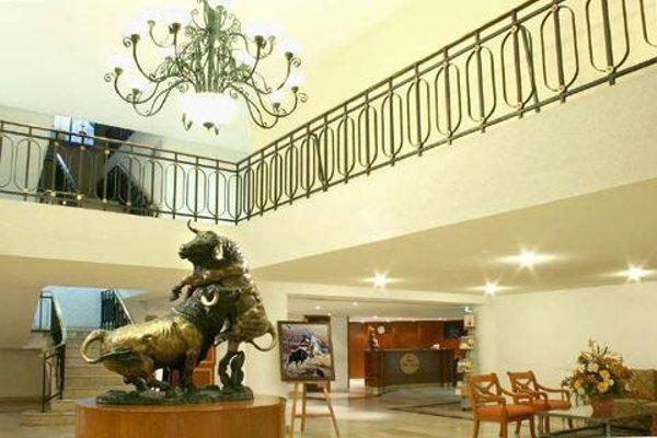 Hotel Francia Aguascalientes - фото 13