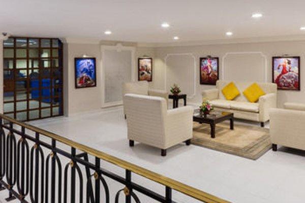 Hotel Francia Aguascalientes - фото 15
