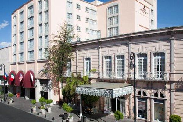 Hotel Francia Aguascalientes - фото 21