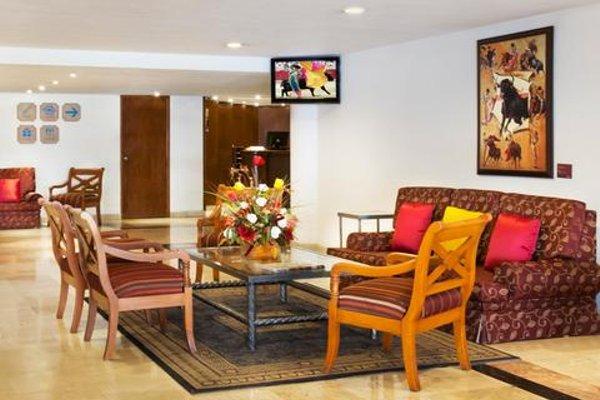 Hotel Francia Aguascalientes - фото 7