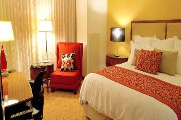 Aguascalientes Marriott Hotel - фото 50