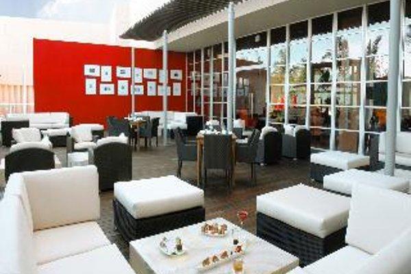 Aguascalientes Marriott Hotel - фото 10