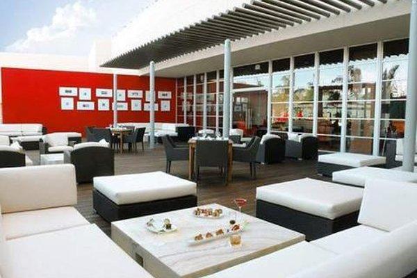 Aguascalientes Marriott Hotel - фото 11