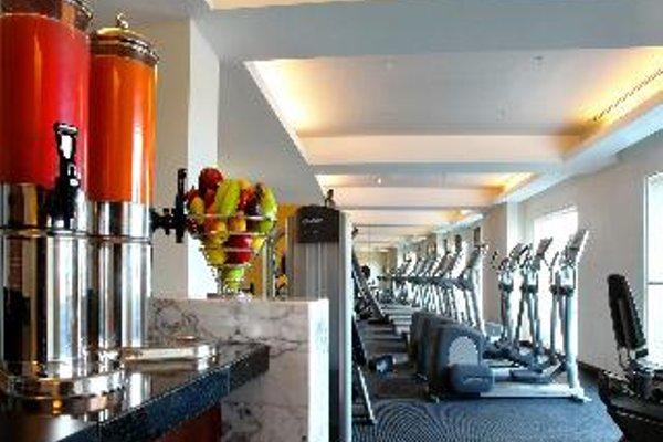 Aguascalientes Marriott Hotel - фото 17