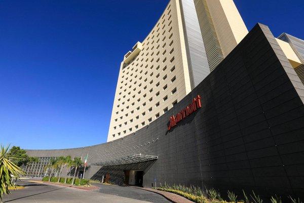 Aguascalientes Marriott Hotel - фото 22