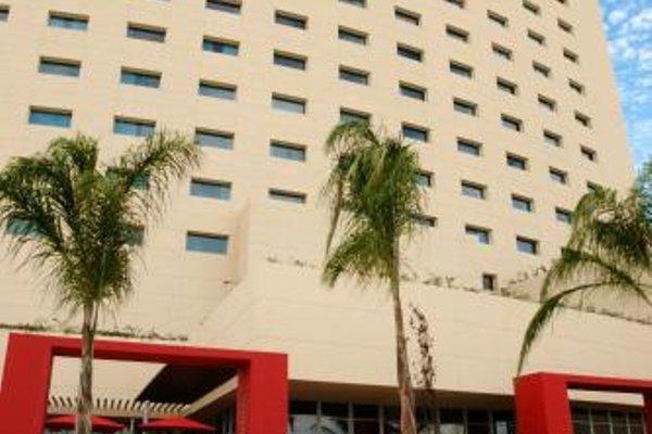 Aguascalientes Marriott Hotel - фото 23