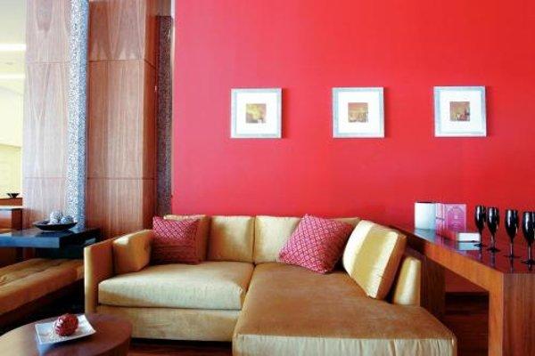 Aguascalientes Marriott Hotel - фото 4