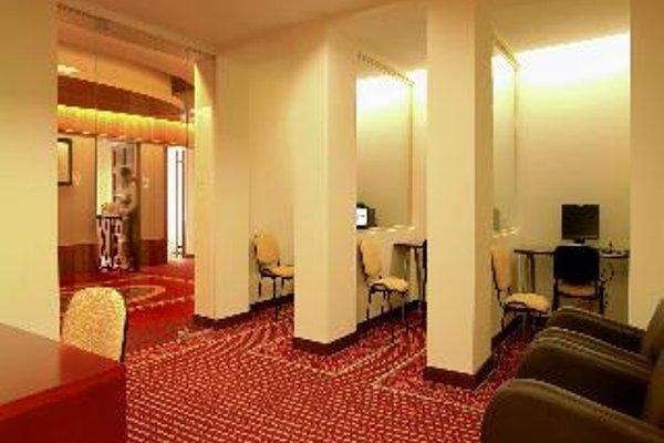 Aguascalientes Marriott Hotel - фото 5