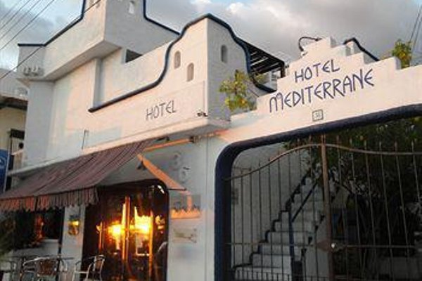 Hotel Mediterrane - фото 18