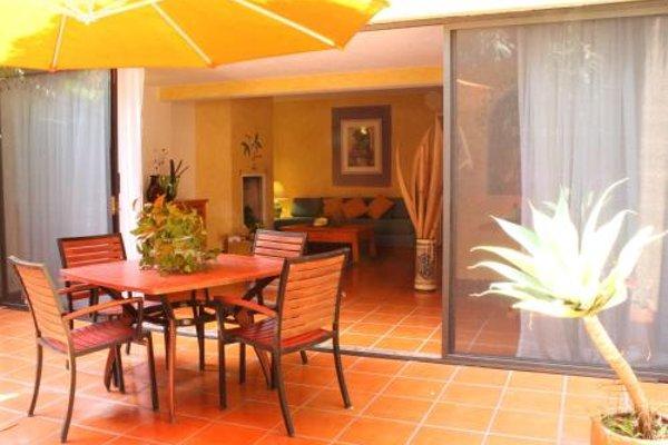 Hotel Racquet Cuernavaca - 12