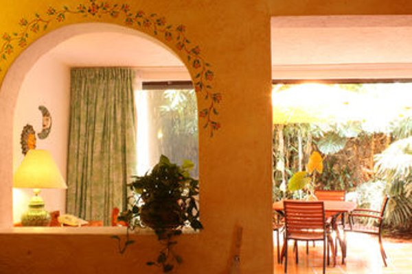 Hotel Racquet Cuernavaca - 14