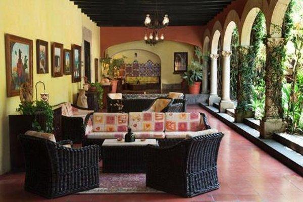 Hotel Racquet Cuernavaca - 16