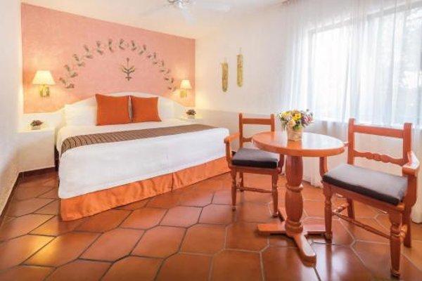 Hotel Racquet Cuernavaca - 4