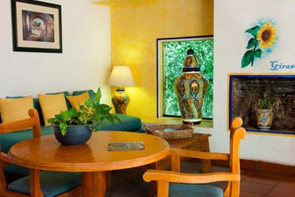 Hotel Racquet Cuernavaca - 8