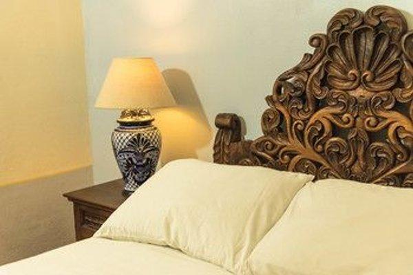 Hotel Spa Posada Tlaltenango - фото 50