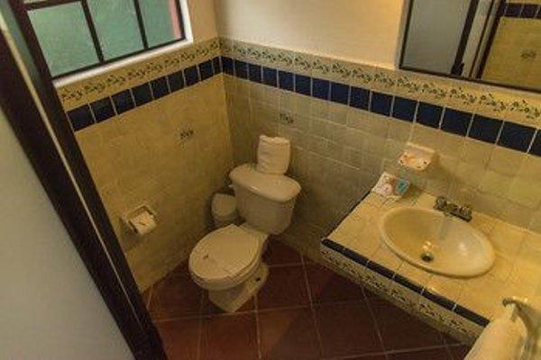 Hotel Spa Posada Tlaltenango - фото 10