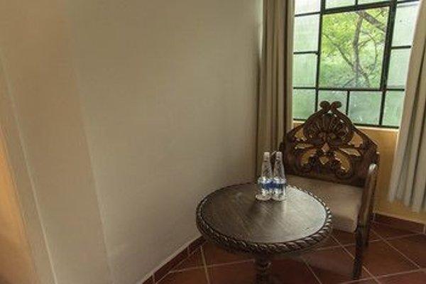 Hotel Spa Posada Tlaltenango - фото 11