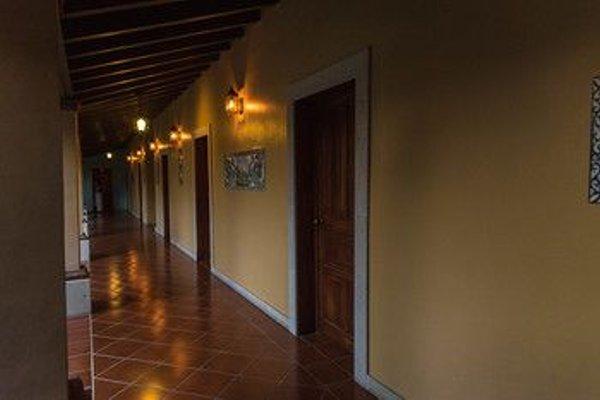 Hotel Spa Posada Tlaltenango - фото 15