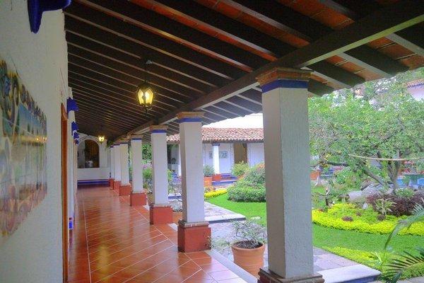 Hotel Spa Posada Tlaltenango - фото 16