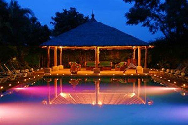 Hotel Spa Posada Tlaltenango - фото 19