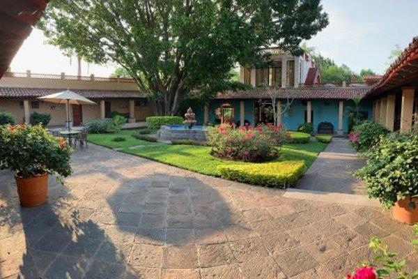 Hotel Spa Posada Tlaltenango - фото 23