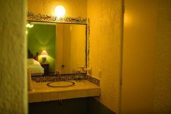 Hotel Spa Posada Tlaltenango - фото 8
