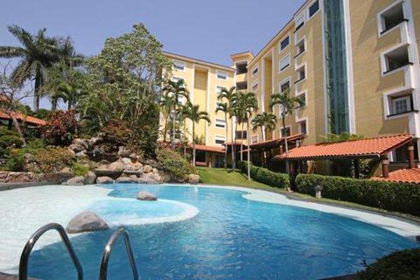 Holiday Inn Cuernavaca - фото 21