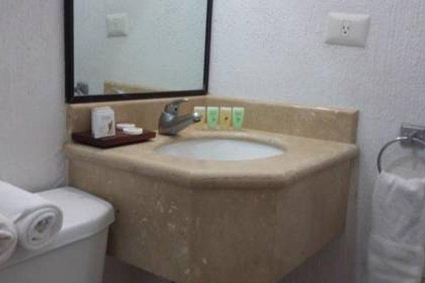 Hotel & Suites Real del Lago - фото 11